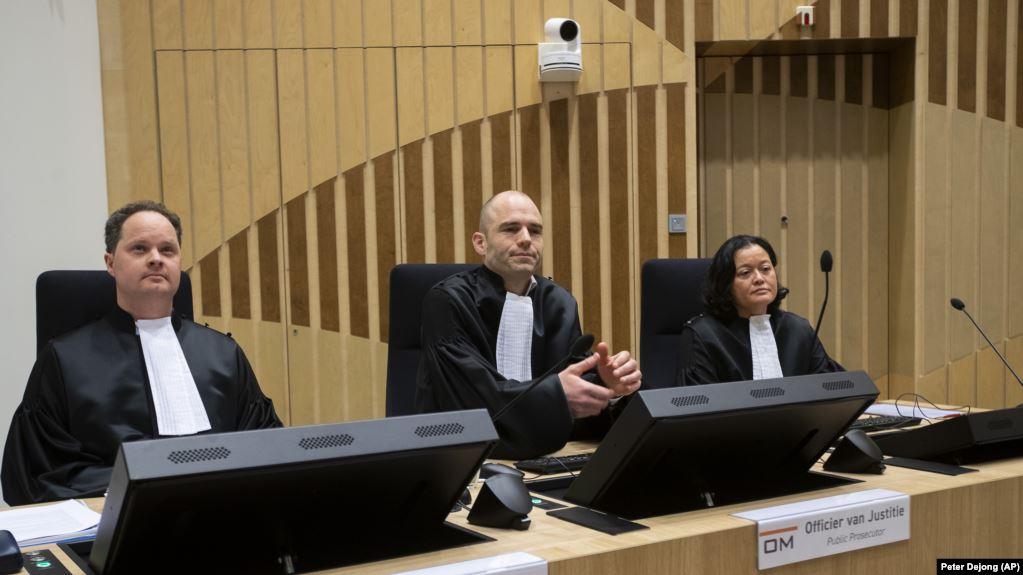 Суд в Нидерландах по делу МН 17