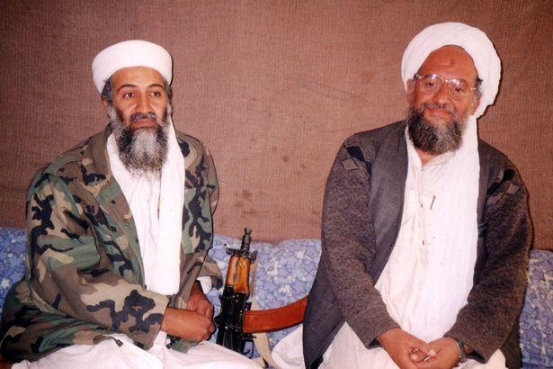Усама бен Ладен и Айман аз-Завахири