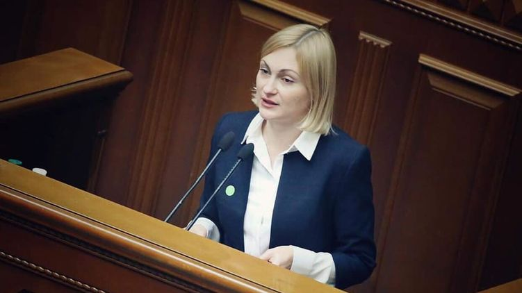 Евгения Кравчук.