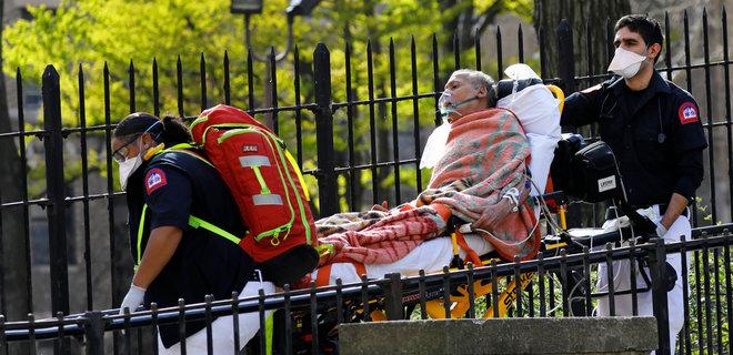 Британия лидирует среди стран Европы по количеству жертв COVID-19