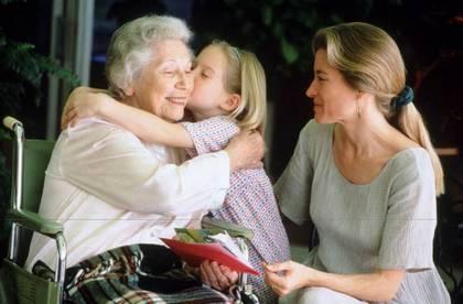 забота о стариках