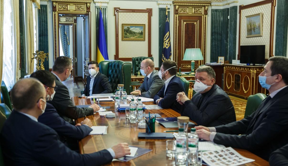 Граждане Украины продуктами питания обеспечены, – Зеленский