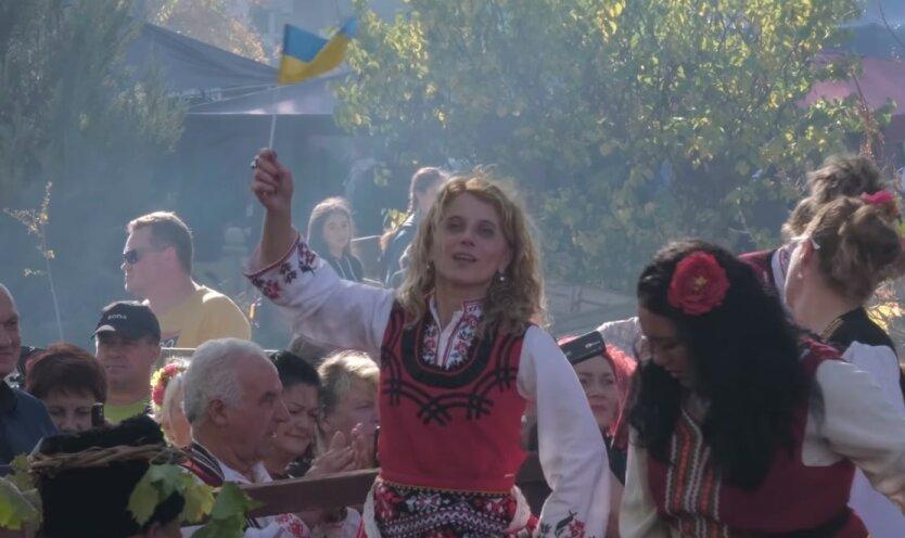 болгары Украины.