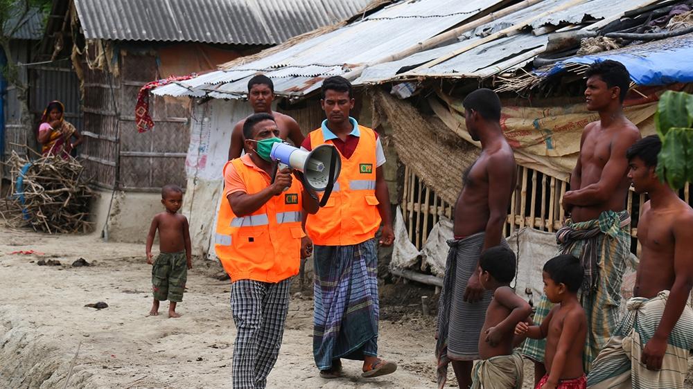 Эвакуация в Бангладеш