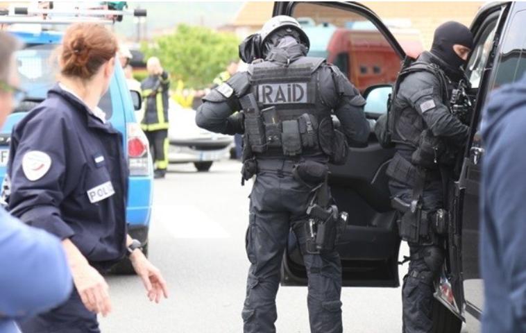 Стрельба во Франции: мужчина убил трёх человек