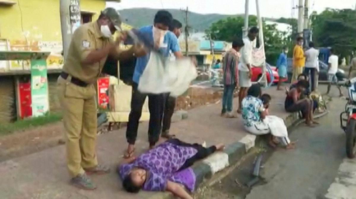 Индия трагедия