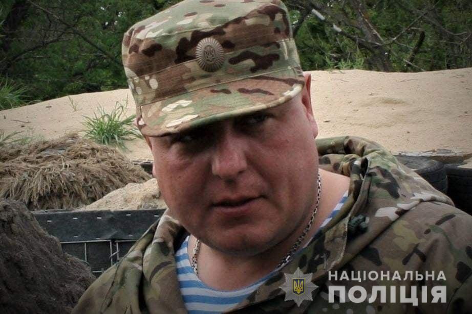 командир луганск-1