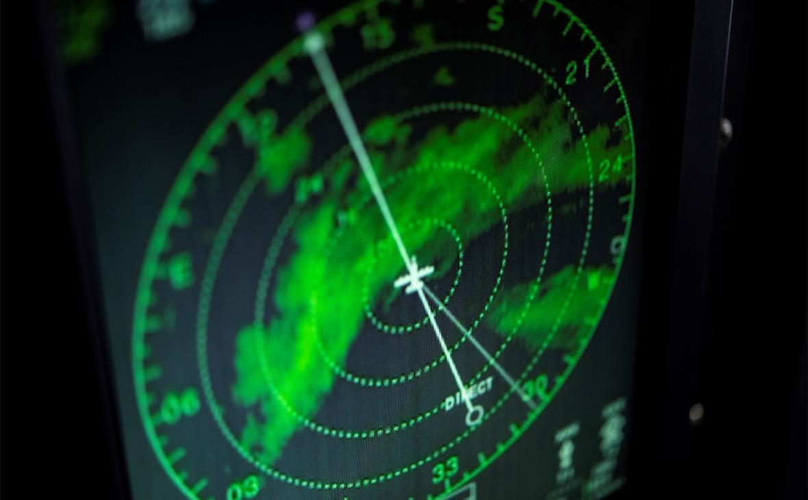 Квантовый радар.
