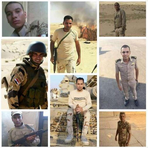 В Египте против военных совершён теракт: погибло более 10 солдат