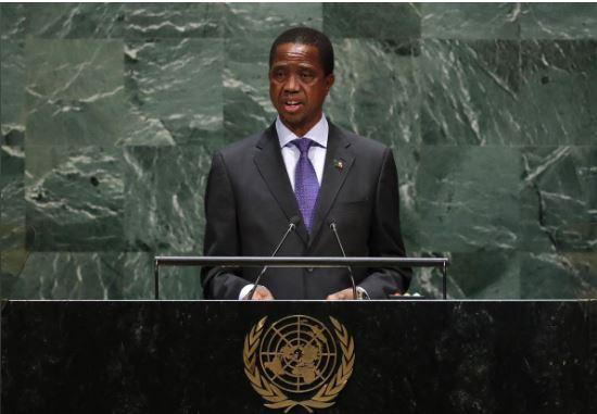Президент Замбии помиловал гей-пару и тысячи других заключённых