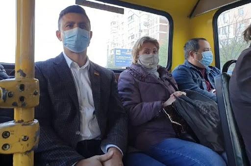 тищенко в маске