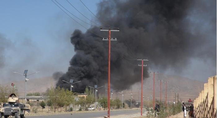 В Афганистане очередной теракт, погибли пять человек