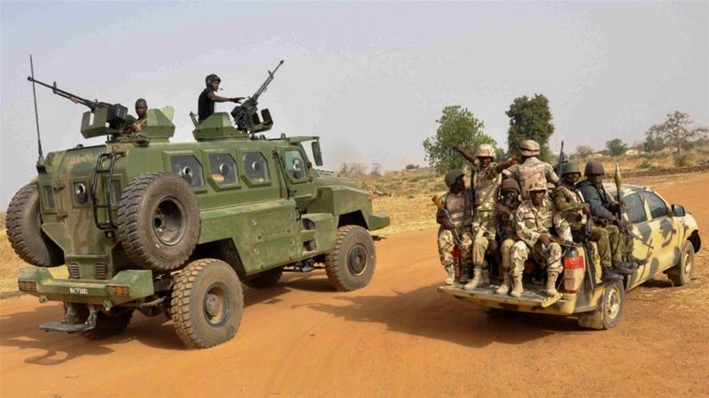 Нигерия нападение