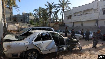 Теракты в Ливии и Афганистане: много погибших