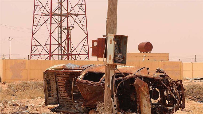 ТЭЦ в Ливии