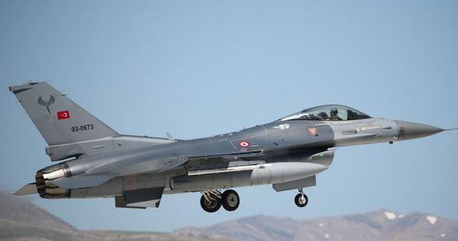 Турция нанесла удар по Ираку