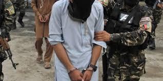 аресты талибов