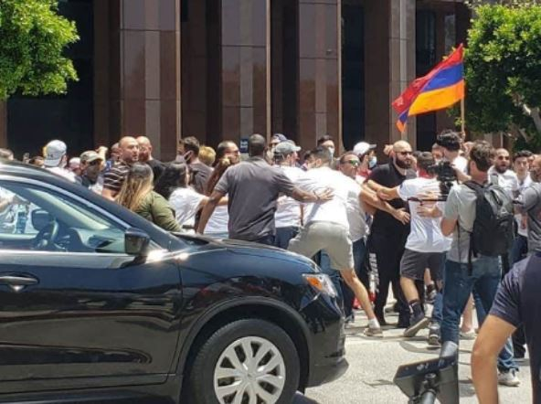 армяне и азербайджанцы в США