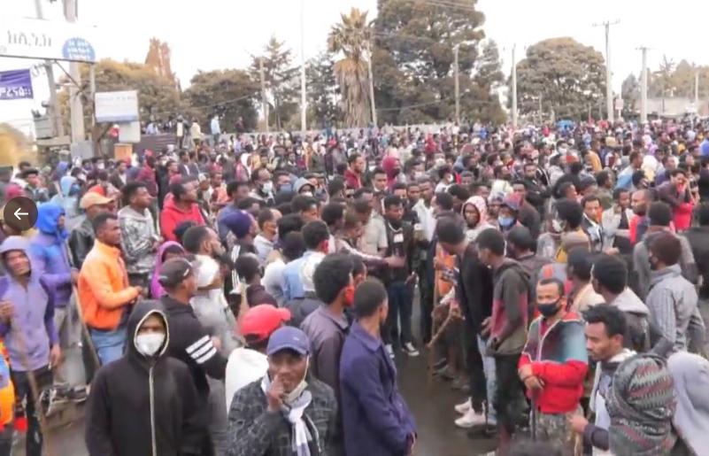 Эфиопию охватили массовые беспорядки: убито более 80 человек