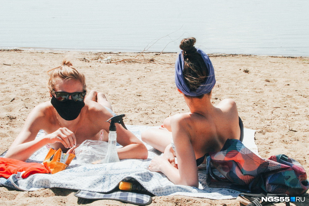 пляжи коронавирус