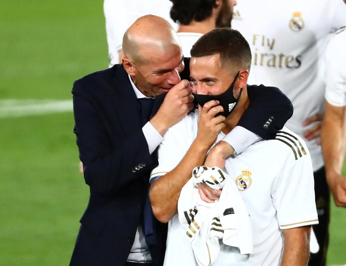 победа Реала