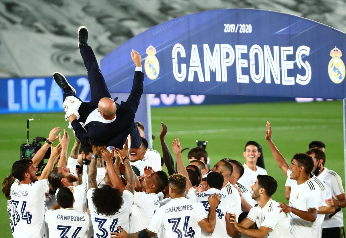 Реал-чемпион