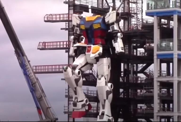 робот Японии