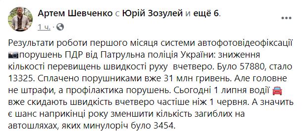 шевченко камеры