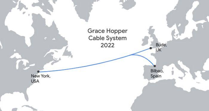 США соединят с Европой кабелем