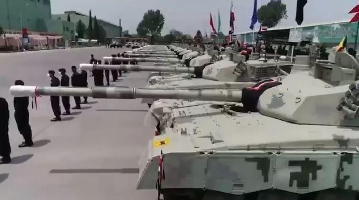 танки для Пакистана