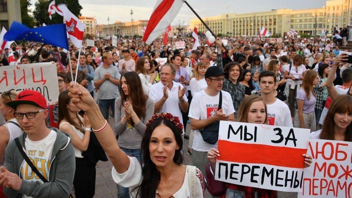 акции в Беларуси