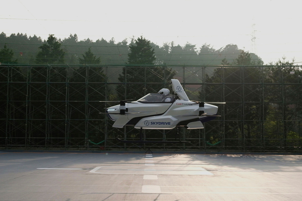 летающая машина