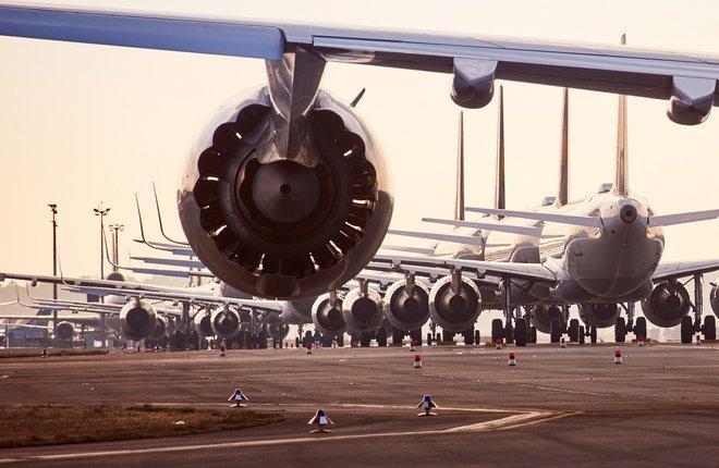 В Европе растёт число авиапроисшествий из-за простоя самолётов