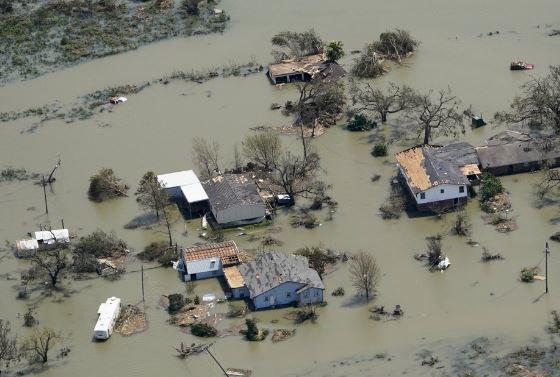 результаты урагана в США