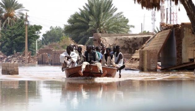 Афганистан и Судан страдают от наводнений, погибли сотни человек