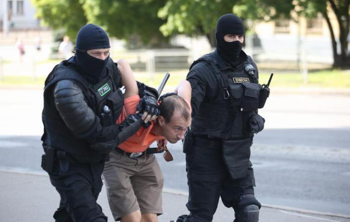 задержание Беларусь