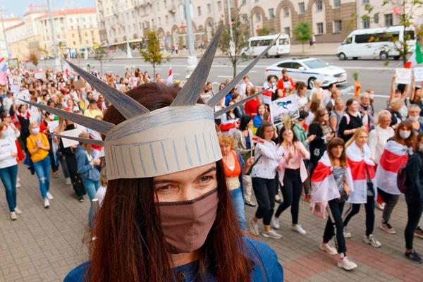 акции протеста в РБ