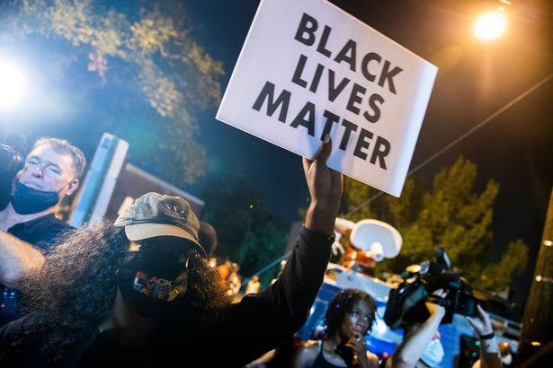протест в США