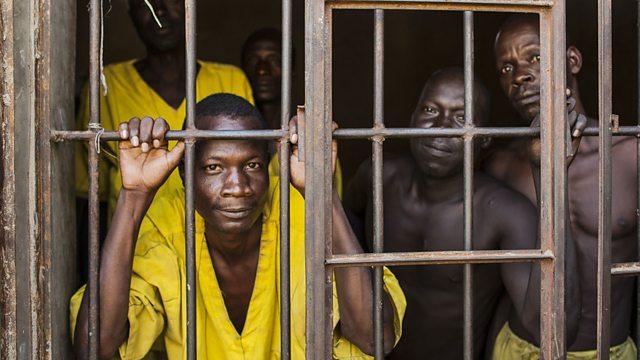 тюрьма в Уганде
