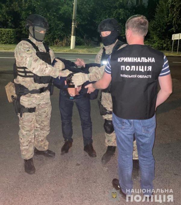 задержание россиянина