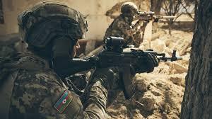 Бои за Нагорный Карабах