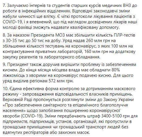 Михаил Радуцкий карантин