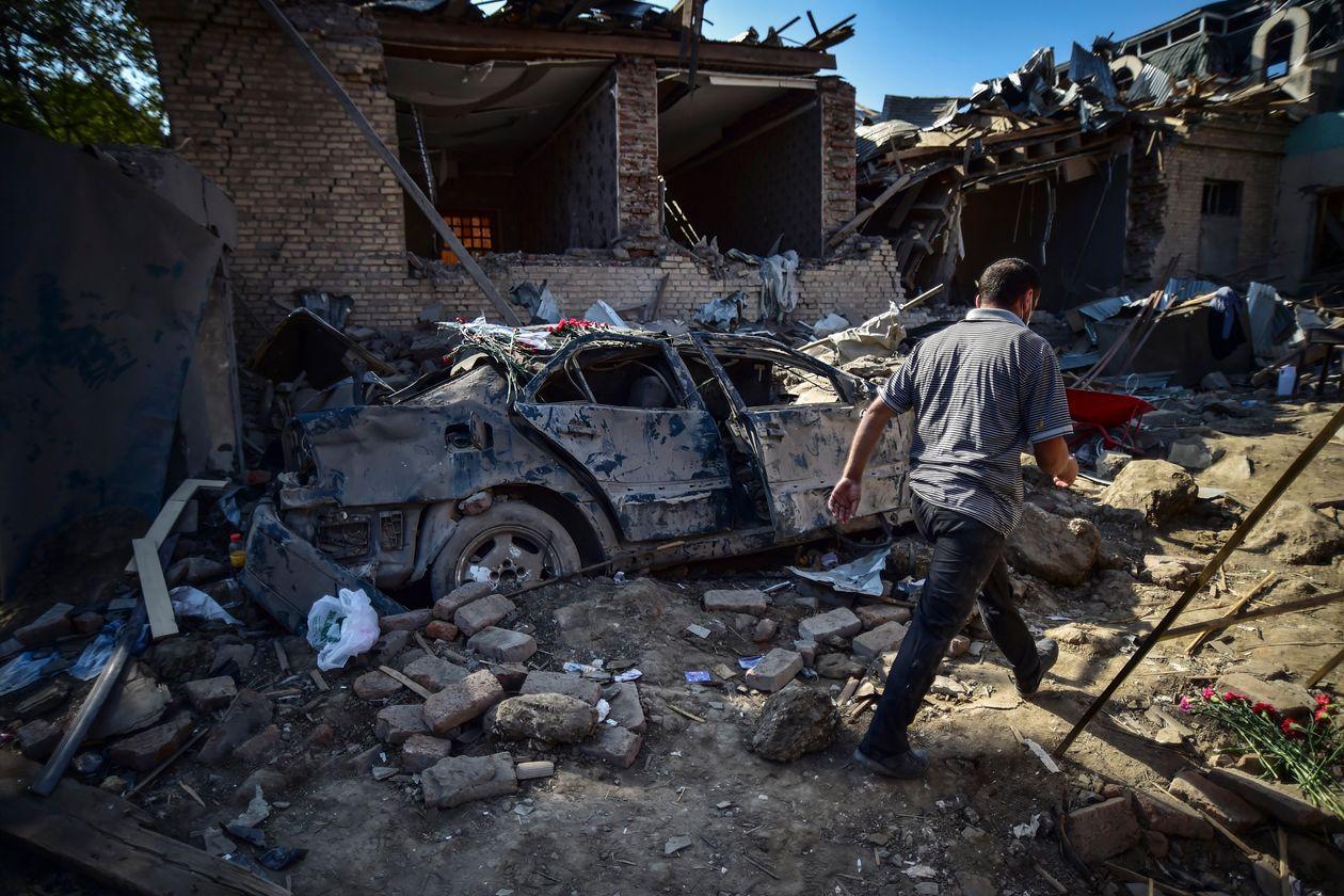 Война в Нагорном Карабахе: Турция призывает к переговорам