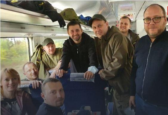 Нардепы на Донбассе