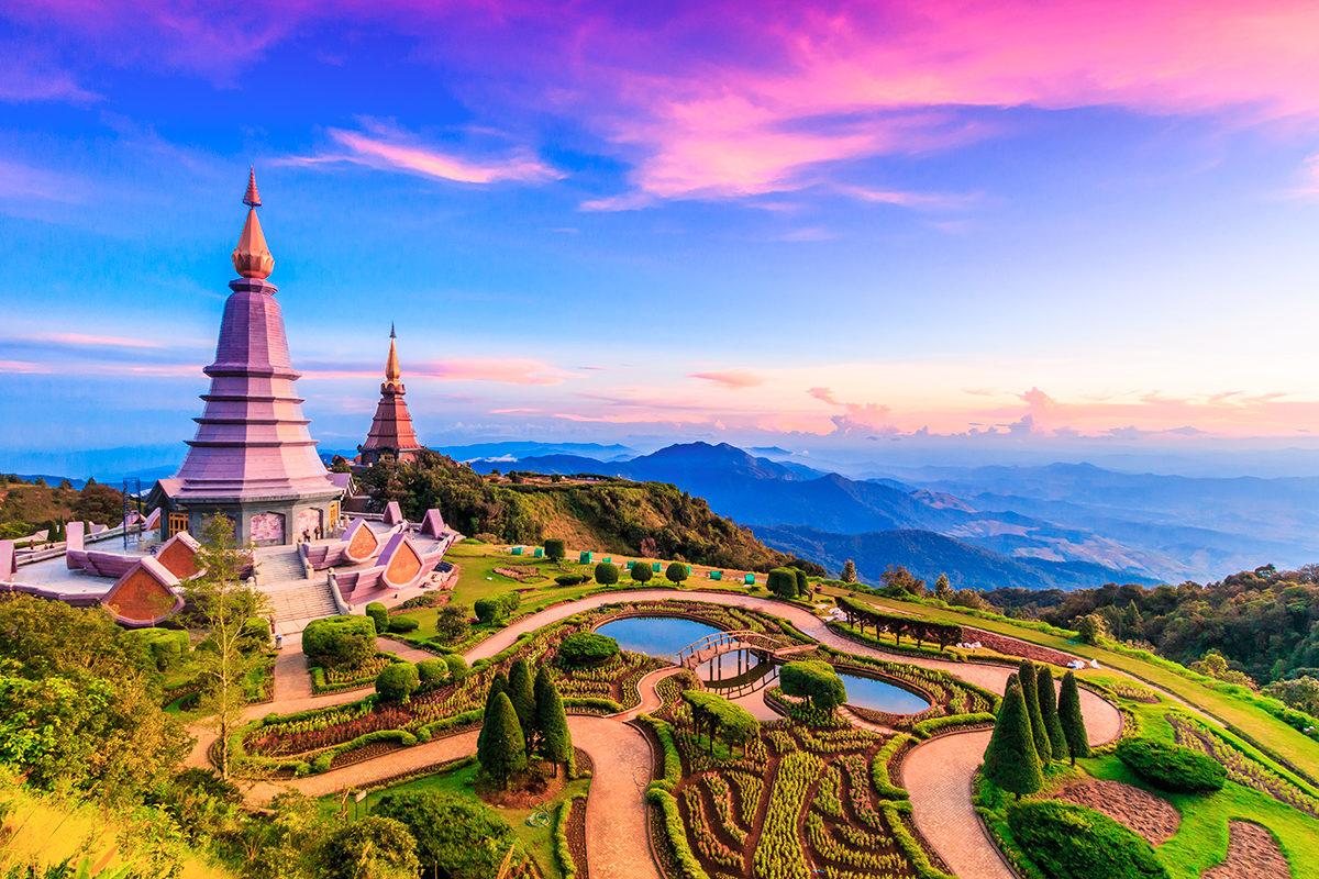 провинция  Чиангмай