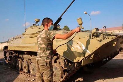 танки Армении