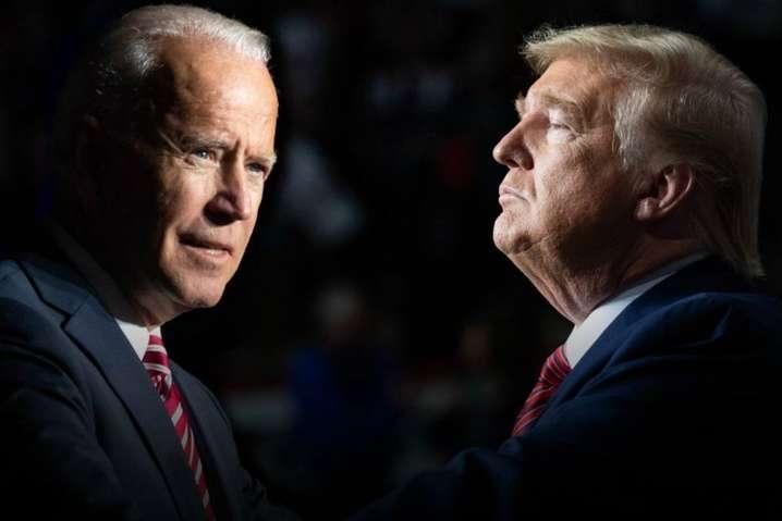 Выборы президента США: Трамп заявил о передаче власти Байдену