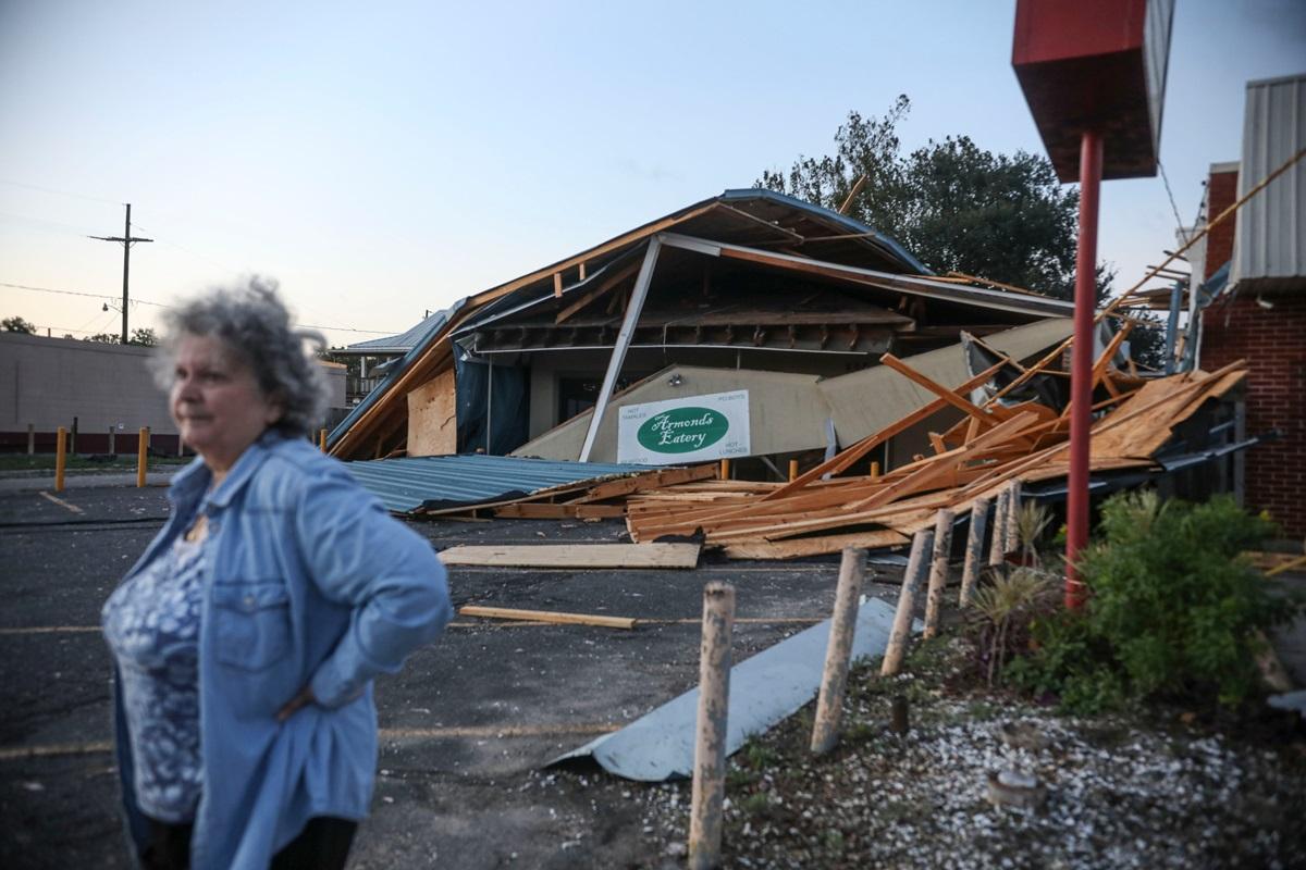 ураган последствия