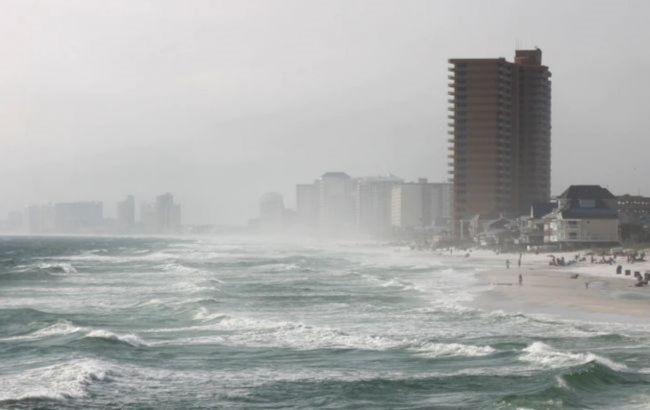 ураган в США