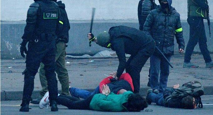 задержания Беларусь